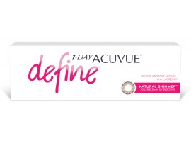 1-DAY ACUVUE® DEFINE® NATURAL SHIMMER