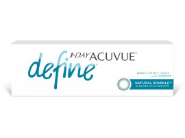 1-DAY ACUVUE® DEFINE® NATURAL SPARKLE