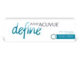1-DAY ACUVUE® DEFINE® NATURAL SPARKLE (30 SZT)