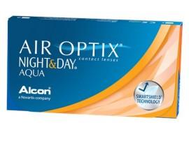 AIR OPTIX® NIGHT&DAY® AQUA (3 szt)