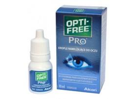 OPTI-FREE® PRO® krople nawilżające do oczu (10ml)