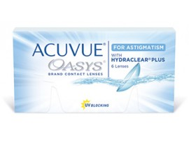 ACUVUE OASYS® for ASTIGMATISM (6 SZT)
